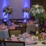 Bloomington, IL Country Club wedding reception