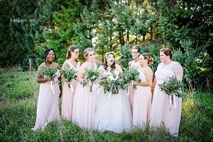 Blush Wedding Colors