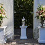 Sunken Garden Allerton Mansion wedding