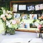 Accent Decor Hobnob jars, outdoor wedding decor