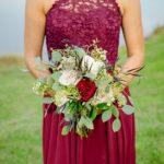 Red & Blush Bouquet