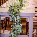 garland, head table garland