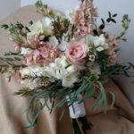 fragrant wedding bouquet