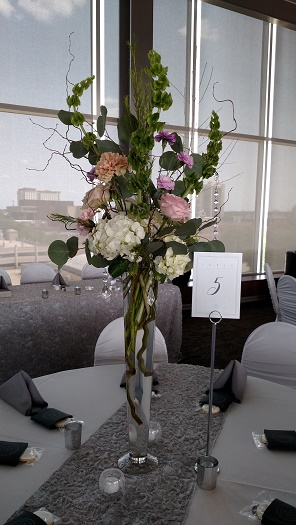 Tall Centerpiece Arrangement