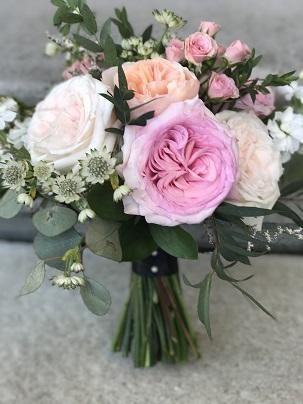 garden rose bouquet - Garden Rose Bouquet