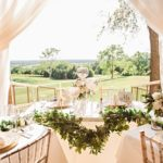 Barn Reception Head Table
