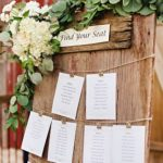 Wedding Seating sign decor