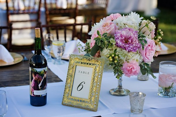 Reception Centerpiece Decor