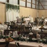 Willow Creek Farm wedding