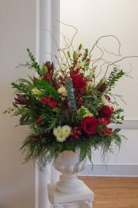 Fairbury wedding flowers