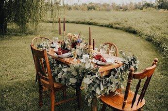Fall Boho Wedding