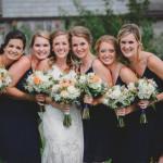 Navy Bridesmaid Colors