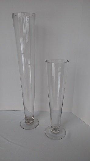 Pilsner Vases