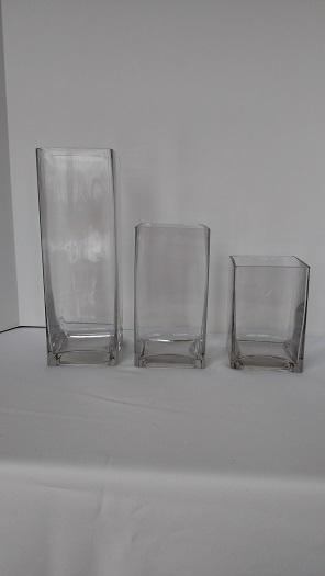 Square Vase Sets