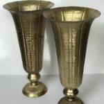 Gold Urns