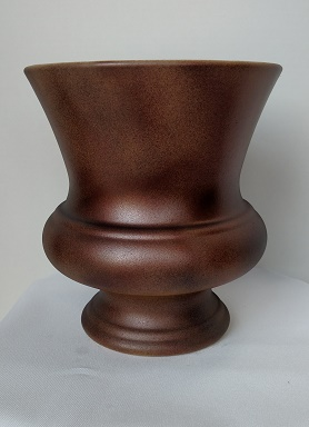Bronze Finish Urn