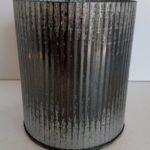 Zinc Floral Container