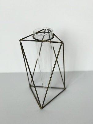 Vector Geometric Vase