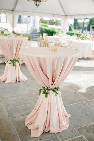 Cocktail Table Garland