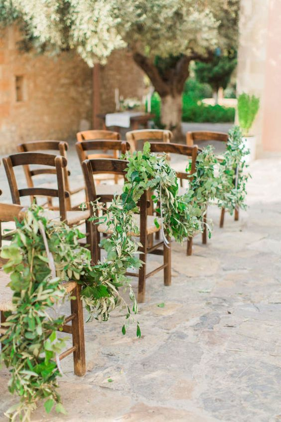 Wedding Aisle Garland