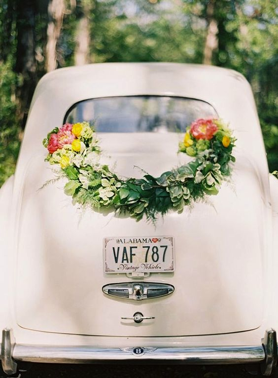 Get-Away car garland