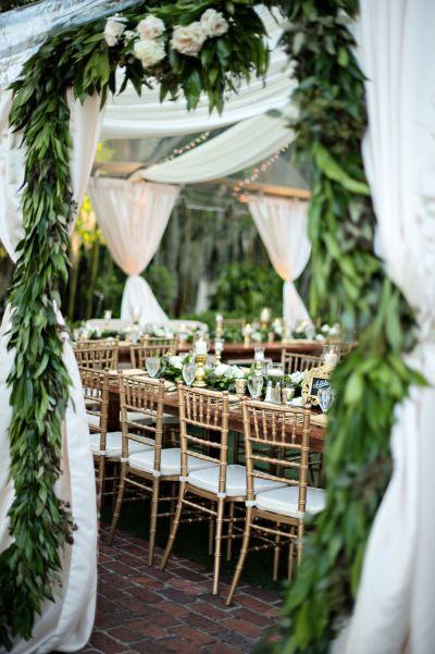 Wedding Entry Garland