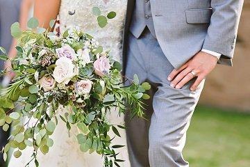 Bohemian wedding bouquet, gardenstyle wedding bouquet, bridal bouqet