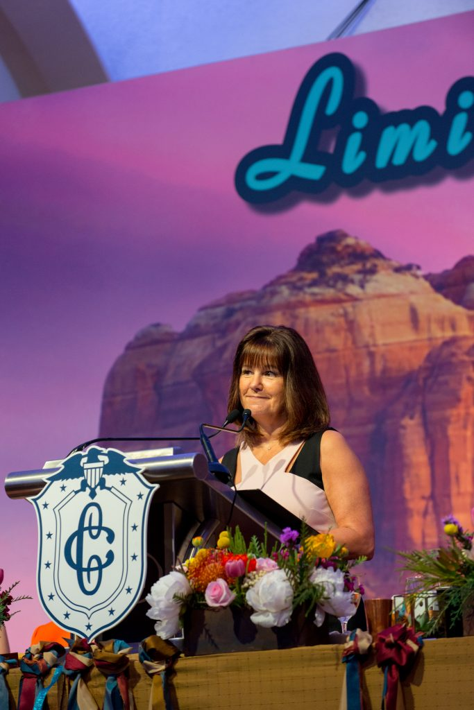 2018 First Lady's Luncheon Karen Pence speaker.