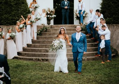 Allerton Mansion Wedding