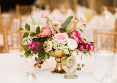 Floral Receptions Centerpiece