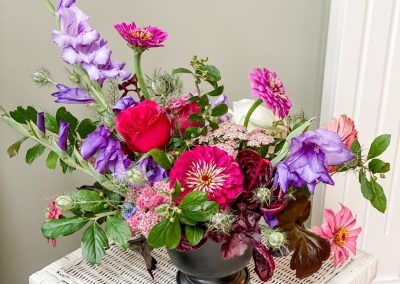 Mabel Compote Arrangement