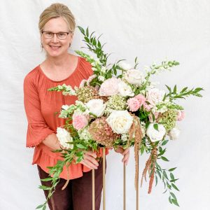 tall centerpiece design tutorial